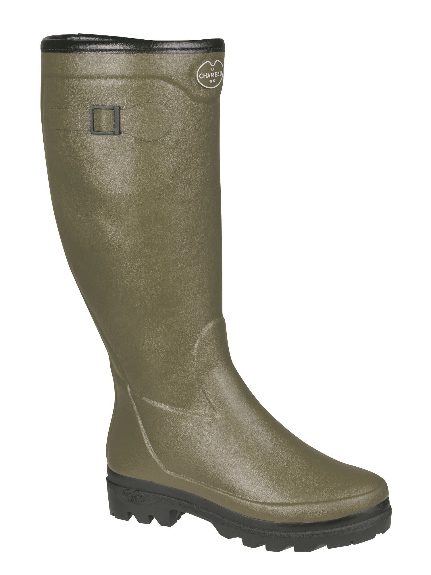 Le Chameau Country Lady Fourree 7100 Green