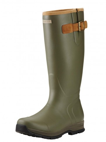 Ariat Men's Burford Insulated Welllington's Olive Green