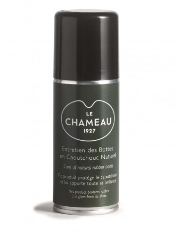 Le Chameau Rubber Maintenance Spray