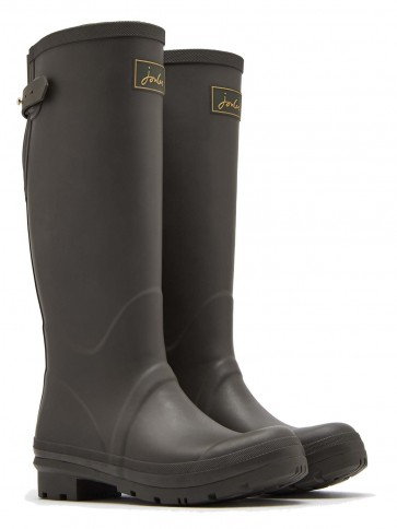 Joules Field Welly Back Adjustable Olive