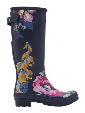 Joules Anniversary Floral Printed Wellies