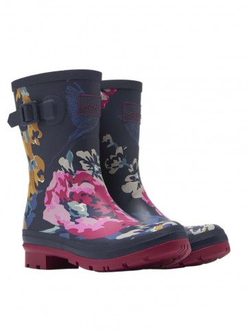 Joules Molly Welly Anniversary Floral