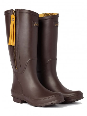 Joules Collette Welly Dark Brown