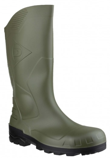 Dunlop Devon Safety Green