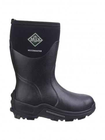 Muck Boots Muckmaster Mid Black
