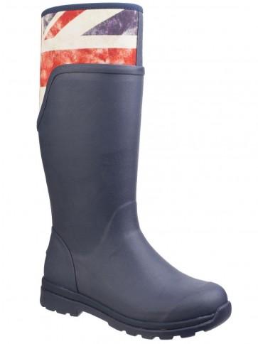 Muck Boots Cambridge Tall Union Jack