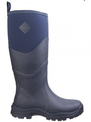 Muck Boots Greta Max Women's Work Boot Navy
