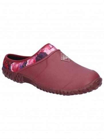 Muck Boots Women's Muckster II Clog RHS Red