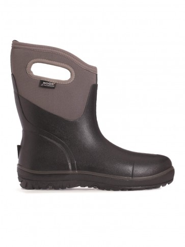 Bogs Ultra Cool Tech Mid Wellies Black/Grey