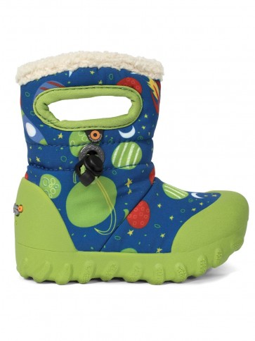 Bogs Baby B-Moc Space Blue Multi