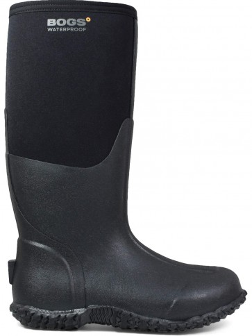 Bogs Women's Carver Tall Black
