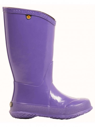 Bogs Welly Solid Violet