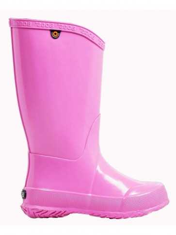 Bogs Welly Solid Blush Pink