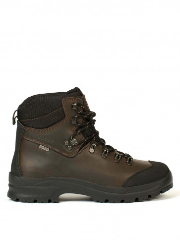 Aigle Laforse Walking Boots Brown