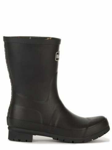 Barbour Banbury Mid Boot Black