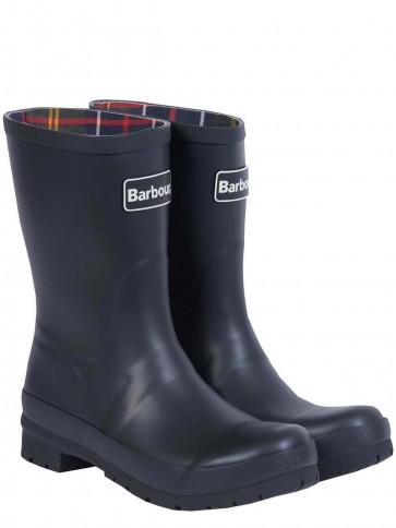 Barbour Banbury Mid Wellington Black