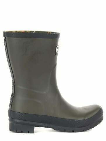 Barbour Banbury Mid Boot Olive