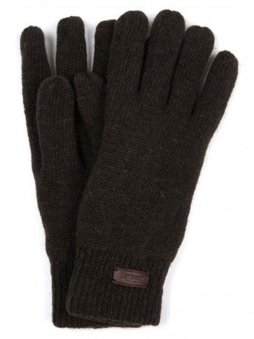 Barbour Carlton Gloves Dark Green