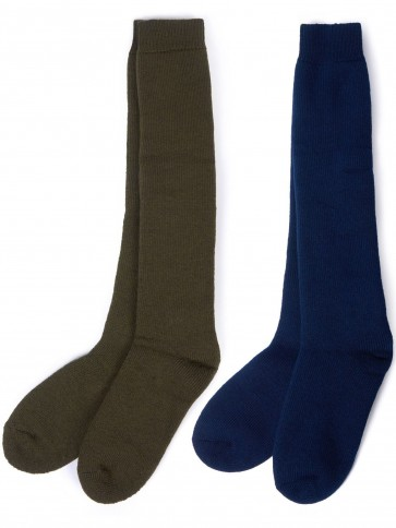 Barbour Men's Wellington Knee Sock