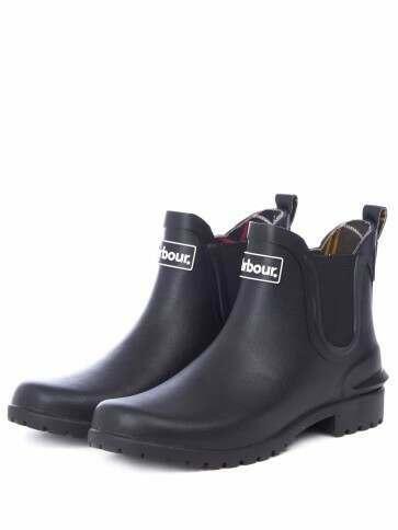 Barbour Women's Wilton Chelsea Boot Black