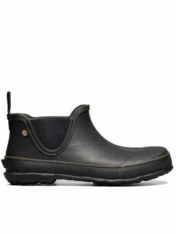 Bogs Digger Men's Slip On Black