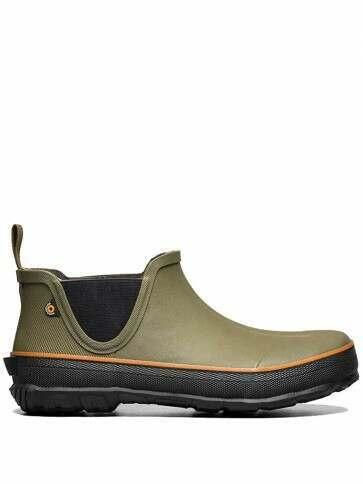 Bogs Digger Men's Slip On Olive