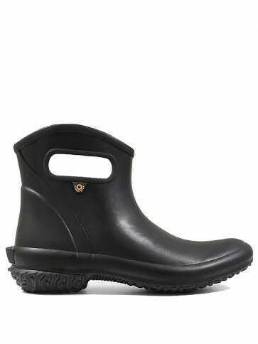 Bogs Patch Women's Ankle Boot Black