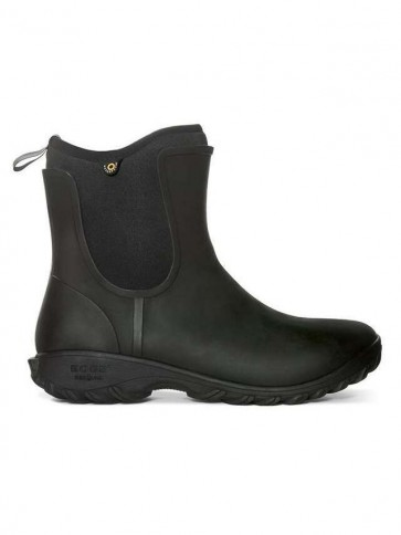 Bogs Sauvie Women's Slip On Boot Black