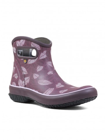 Bogs Patch Ankle Boot New Leaf