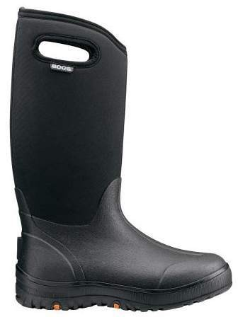 Bogs Classic Ladies Ultra High Black