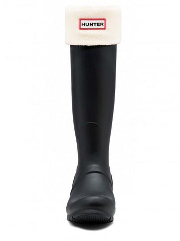 Hunter Unisex Boots Socks Cream