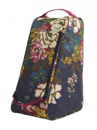Joules Wellybag Navy Floral