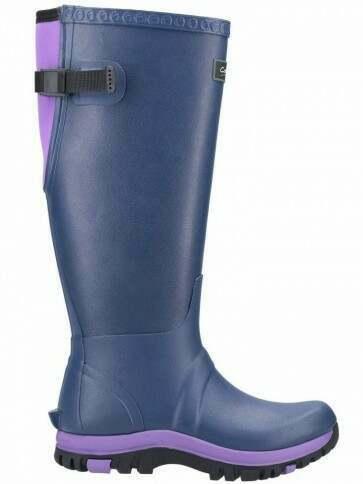 Cotswold Realm Adjustable Neoprene Blue/Purple