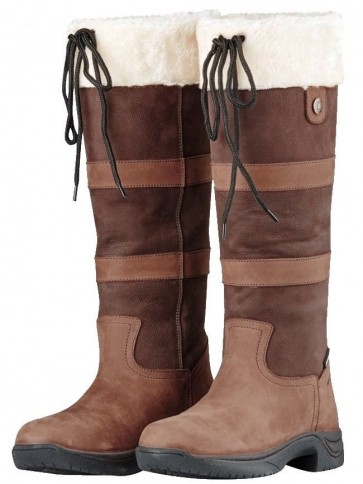 Dublin Eskimo Boots II Dark Brown