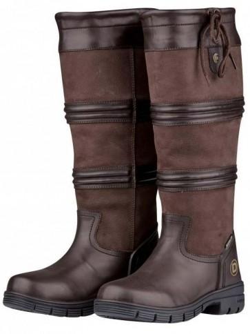 Dublin Husk II Boots Chocolate