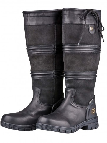 Dublin Husk II Boots Black