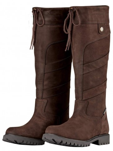 Dublin Kennet Boots Chocolate