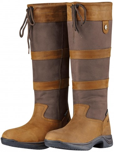 Dublin River Boots III Dark Brown