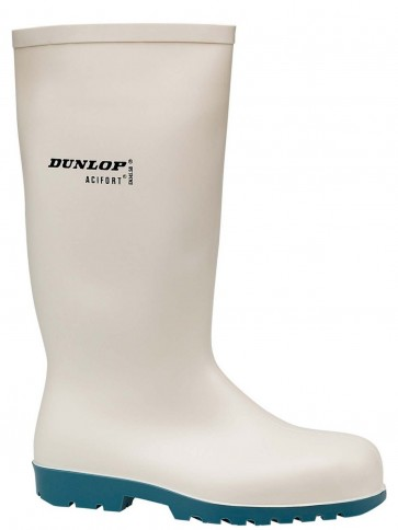 Dunlop Acifort Classic Safety White