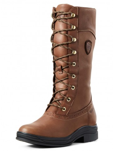 Ariat Wythburn H20 Boots Brick