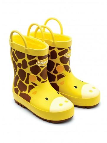 Chipmunks Gabe Giraffe Wellies