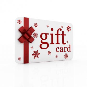 Gift Card [E-Voucher]