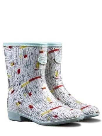 Hemingway Grid Ankle Boot