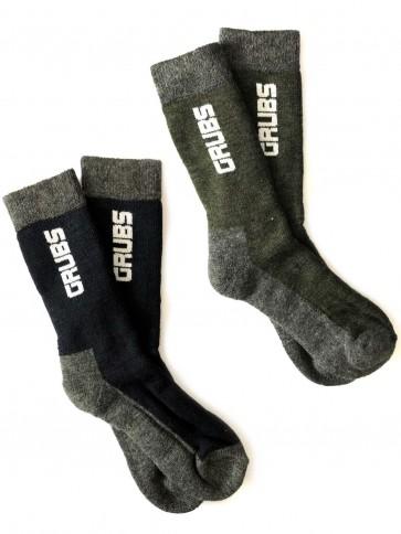 Grubs Stay-Dri Socks