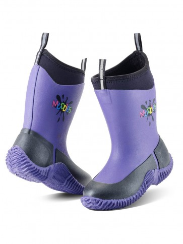 Muddies Icicle 5.0 Kids Violet