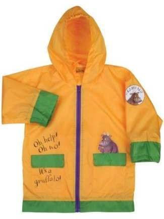 Gruffalo Pack-Away Rain Mac