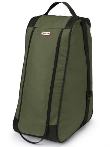 Hunter Classic Boot Bag Khaki