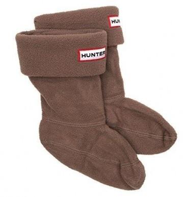 Hunter Kids Fleece Welly Boot Socks