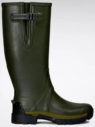 Hunter Balmoral Neo 3mm Adjustable Dark Olive