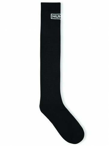 Hunter Original Knit Boot Sock Black
